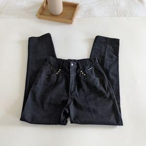 Black Vintage Rockies High Waisted Jeans Size 11/12